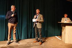 Wolfram Wittig, (GER), Davison Richard, (GBR)<br /> Greatest Dressage Horses Ever, Valegro<br /> Global Dressage Forum<br /> Academy Bartels - Hooge Mierden 2015<br /> © Hippo Foto - Dirk Caremans<br /> 27/10/15