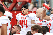 American Football: European League of Football, Hamburg Sea Devils - Berlin Thunder, Hamburg, 11.07.2021<br /> Steffen Marcel (Thunder)<br /> © Torsten Helmke