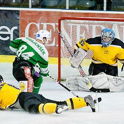 20110921: SLO, Ice Hockey - HK Olimpija vs HK Slavija
