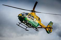 Hampshire and Isle of Wight Air ambulance