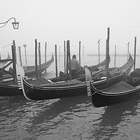 Venice 29th January 2013  Venice in the fog!