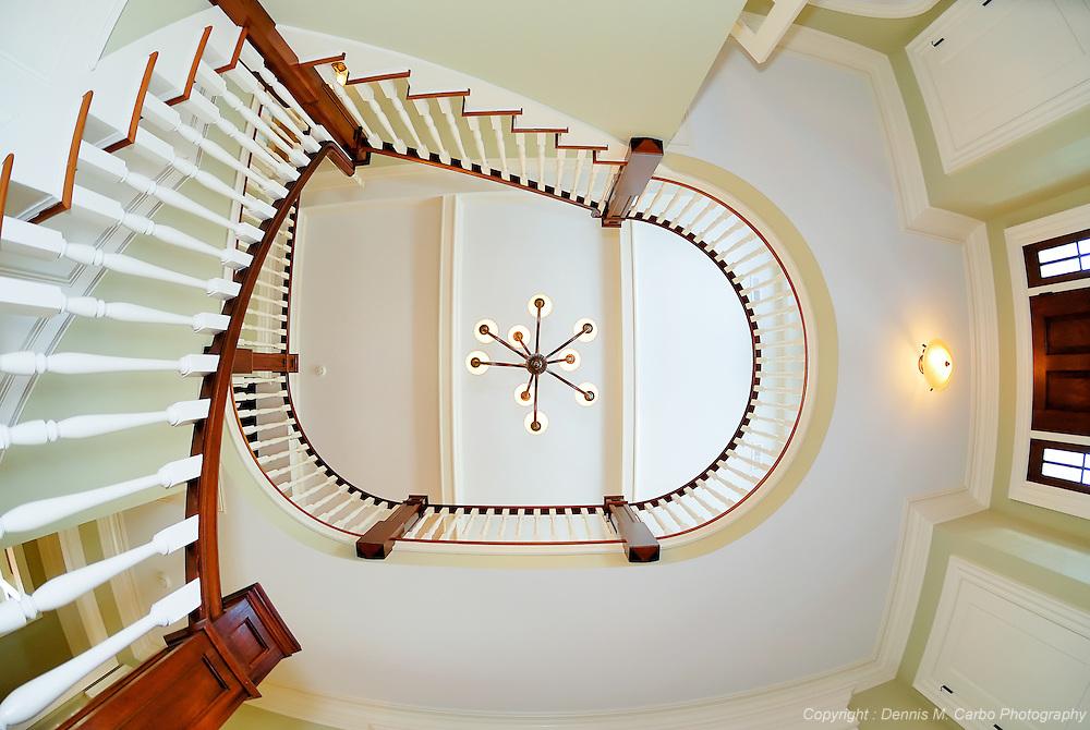 Grand Staircase - Avon, CT
