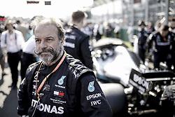 March 17, 2019 - Melbourne, Australia - Motorsports: FIA Formula One World Championship 2019, Grand Prix of Australia, ..Jimmy Waddell (Mercedes AMG Petronas Motorsport) (Credit Image: © Hoch Zwei via ZUMA Wire)