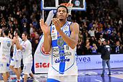 DESCRIZIONE : Campionato 2014/15 Dinamo Banco di Sardegna Sassari - Sidigas Scandone Avellino<br /> GIOCATORE : Jeff Brooks<br /> CATEGORIA : Postgame Ritratto Esultanza<br /> SQUADRA : Dinamo Banco di Sardegna Sassari<br /> EVENTO : LegaBasket Serie A Beko 2014/2015<br /> GARA : Dinamo Banco di Sardegna Sassari - Sidigas Scandone Avellino<br /> DATA : 24/11/2014<br /> SPORT : Pallacanestro <br /> AUTORE : Agenzia Ciamillo-Castoria / Claudio Atzori<br /> Galleria : LegaBasket Serie A Beko 2014/2015<br /> Fotonotizia : Campionato 2014/15 Dinamo Banco di Sardegna Sassari - Sidigas Scandone Avellino<br /> Predefinita :