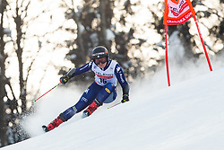 Sofia Goggia (ITA) during the Ladies' Giant Slalom at 57th Golden Fox event at Audi FIS Ski World Cup 2020/21, on January 17, 2021 in Podkoren, Kranjska Gora, Slovenia. Photo by Vid Ponikvar / Sportida