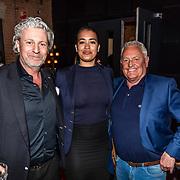 NLD/Amsterdam/20170324 - Uitreiking 2de editie XXXL Magazine, Mark Teurlings en Robert Heilbron en partner