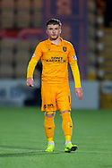 Nicky Cadden (#11) of Livingston FC during the Ladbrokes Scottish Premiership match between Livingston FC and Heart of Midlothian FC at the Tony Macaroni Arena, Livingston, Scotland on 14 December 2018.