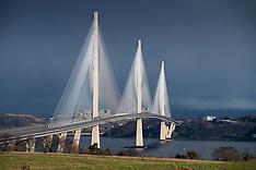 Queensferry Crossing Bridge