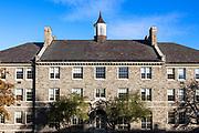 Lawrence Hall, Colgate University, Hamilton, New York, USA