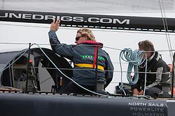 Start van de 100 mijls double handed. Delta Lloyd North Sea Regatta, Scheveningen, The Netherlands  (21-24 May 2010) © Sander van der Borch.