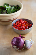 Product photography at P Allen Smith's Moss Mountain Farm in Roland, Arkansas.