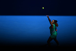 January 19, 2019 - Melbourne, AUSTRALIA - Serena Williams  (Credit Image: © Panoramic via ZUMA Press)