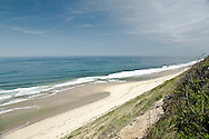 Just south of Ballston Beach in Wellfleet are some of the highest bluffs on the Atlantic side of Cape Cod.