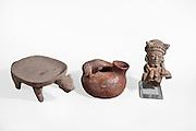 Pre Columbian zoomorphic