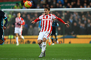 Bojan of Stoke City in action. Barclays Premier league match, Stoke city v Manchester city at the Britannia Stadium in Stoke on Trent, Staffs on Saturday 5th December 2015.<br /> pic by Chris Stading, Andrew Orchard sports photography.