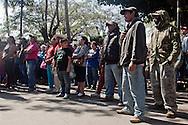 I gruppi di autodifesa delle comunità indigene sono i primi a nascere nello stato di Michoacan. Oggi appoggiano le formazioni più moderne.