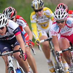 Sportfoto archief 2006-2010<br /> 2009<br /> Andrea Bosman (Leontien.nl) and Iris Slappendel (Team Flexpoint)