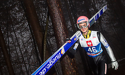 05.01.2013, Paul Ausserleitner Schanze, Bischofshofen, AUT, FIS Ski Sprung Weltcup, 61. Vierschanzentournee, Qualifikation, im Bild Manuel Fettner (AUT) // Manuel Fettner of Austria during Qualification of 61th Four Hills Tournament of FIS Ski Jumping World Cup at the Paul Ausserleitner Schanze, Bischofshofen, Austria on 2013/01/05. EXPA Pictures © 2012, PhotoCredit: EXPA/ Juergen Feichter