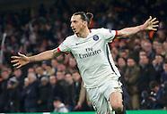 Chelsea v Paris Saint-Germain 090316
