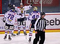Ishockey , Get - ligaen ,<br /> Kvartfinale 5/7<br /> 12.03.2012 <br /> Kristins Hall<br /> Lillehammer I.K  v Sparta Sarpsborg  <br /> Foto:Dagfinn Limoseth  -  Digitalsport<br /> Brandon Buck , Sparta