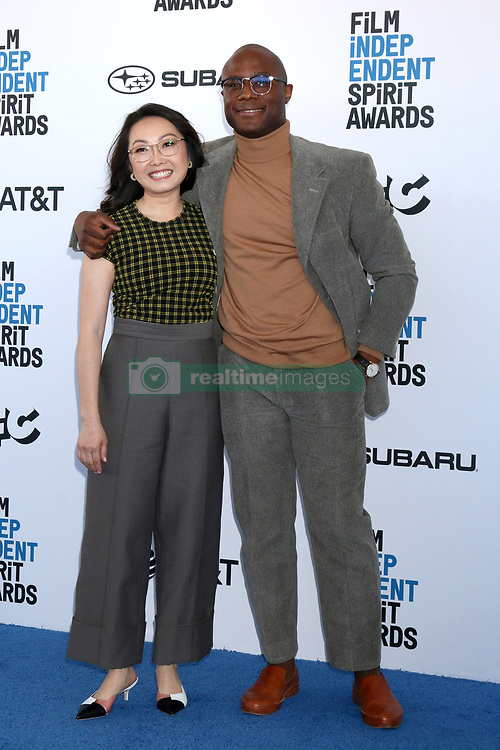 February 23, 2019 - Santa Monica, CA, USA - LOS ANGELES - FEB 23:  Barry Jenkins, Guest at the 2019 Film Independent Spirit Awards on the Beach on February 23, 2019 in Santa Monica, CA (Credit Image: © Kay Blake/ZUMA Wire)
