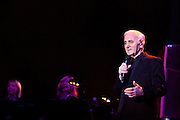 """Charles Aznavour performed in front of more than 4,000 fans in Madrid.<br /> Aznavour, internationally renowned artist,  is known as """"the ambassador of French song"""". He will turn 91 on May 22, announced on Monday the launching of his new album """"Encores"""", the 51st album of his career."""