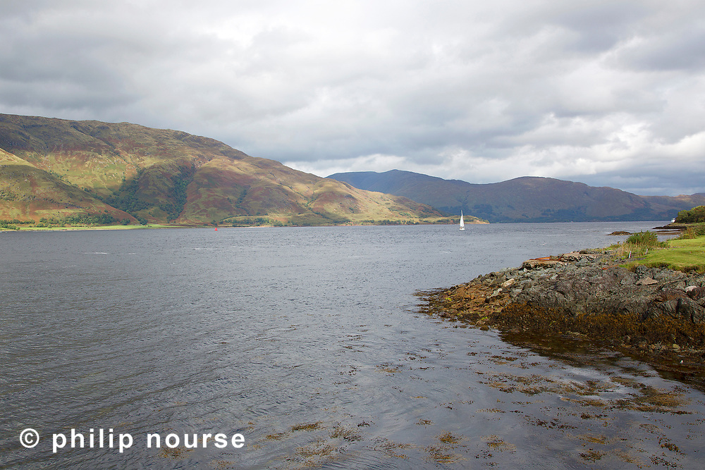 Corran Ferry to Arisaig and Newtonmore, Highlands