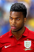 Football Fifa Brazil 2014 World Cup Matchs-Qualifier / Group H /<br /> San Marino vs England  0-8  ( Olympic Stadium - Serravalle , Republic of San Marino )<br /> Daniel Sturridge of England ,  during the match between San Marino and England
