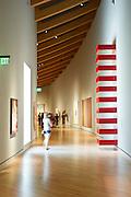 Donald Judd, Untitled, at Crystal Bridges Museum of American Art  on Monday, June 10, 2013, in Bentonville, Ark.