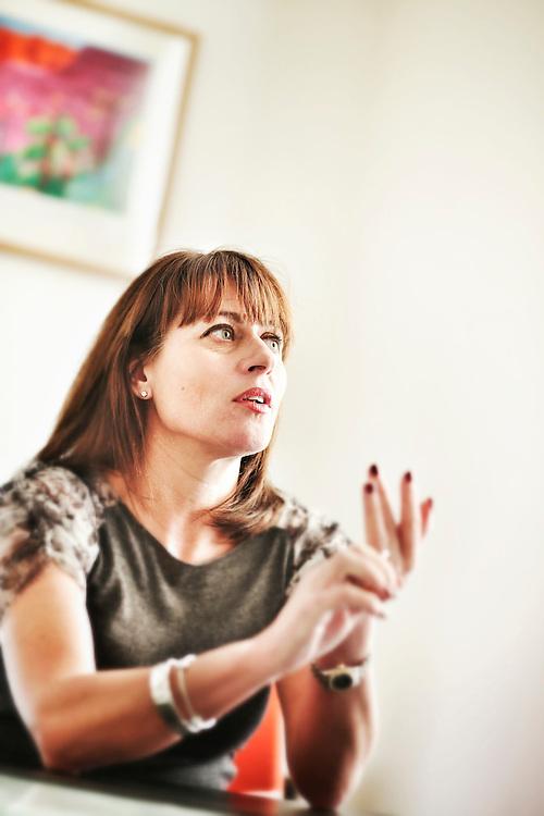 14/11/13 Leeds - Heather Jackson of an inspirational journey