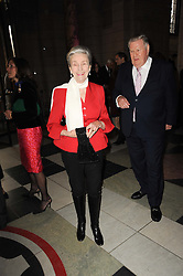 PRINCESS JEAN GALITZINE at the opening of the Victoria & Albert Museum's latest exhibition 'Grace Kelly: Style Icon' opened by His Serene Highness Prince Albert of Monaco at the V&A on 15th April 2010.