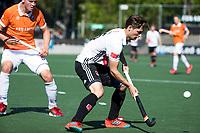AMSTELVEEN  - Hockey -  1e wedstrijd halve finale Play Offs dames.  Amsterdam-Bloemendaal (5-5), Bl'daal wint na shoot outs.  Caspar van Dijk (A'dam)    COPYRIGHT KOEN SUYK