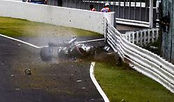 October 7, 2017 - Suzuka, Japan - Motorsports: FIA Formula One World Championship 2017, Grand Prix of Japan, .#77 Valtteri Bottas (FIN, Mercedes AMG Petronas) (Credit Image: © Hoch Zwei via ZUMA Wire)