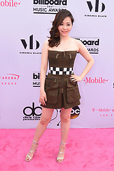 Singer Jane Zhang at 2017 Billboard Music Awards held at T-Mobile Arena on May 21, 2017 in Las Vegas, NV, USA (Photo by Jason Ogulnik) *** Please Use Credit from Credit Field ***