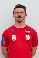 Download von www.picturedesk.com am 16.08.2019 (13:58). <br /> PASCHING, AUSTRIA - JULY 16: Physiotherapist Philipp Schopper of LASK during the team photo shooting - LASK at TGW Arena on July 16, 2019 in Pasching, Austria.190716_SEPA_19_053 - 20190716_PD12432