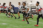 Friedel Coaches  First Revs Training (January 23, 2018)