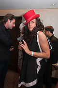 VANESSA PERRY, London Bar & Club Awards.  Annual awards honouring the best of London nightlife, InterContinental Hotel, Park Lane, London, 12 June 2012.