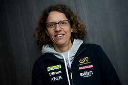 March 2, 2018 - Birmingham, GREAT BRITAIN - 180302 Karin Torneklint, coach of Sweden, poses for a portrait during day two of the IAAF World Indoor Championships on March 2, 2018 in Birmingham..Photo: Jon Olav Nesvold / BILDBYRN / kod JE / 160207 (Credit Image: © Jon Olav Nesvold/Bildbyran via ZUMA Press)