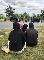 19aug21-Afghan refugees Calais