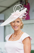 30/07/2015 report free : Winners Announced in Kilkenny Best Dressed Lady, Kilkenny Best Irish Design & Kilkenny Best Hat Competition at Galway Races Ladies Day <br /> At the event was Carmel Dooley, prworks Galway. <br /> Photo:Andrew Downes, xposure
