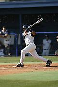 2007 FAU Baseball vs Cincinnati, February 10, 2007.