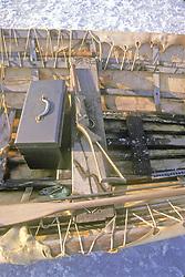 Harpoon Gun In Umiak