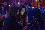 ANTONELLA SANTABA; TAMARA KLIEN, Wallpaper Design Awards 2012. 10 Trinity Square<br /> London,  11 January 2011.