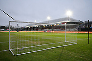 General view inside Rodney Parade stadium before the The FA Cup match between Newport County and Middlesbrough at Rodney Parade, Newport, Wales on 5 February 2019.