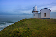 Tacking Point Lighthouse in Port Macquarie Australia
