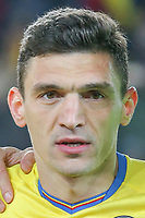 CLUJ-NAPOCA, ROMANIA, MARCH 26: Romania's national soccer player Claudiu Keseru pictured before the 2018 FIFA World Cup qualifier soccer game between Romania and Denmark, on March 26, at Cluj Arena Stadium, in Cluj-Napoca, Romania. (Photo by Mircea Rosca/Getty Images)