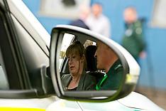 Shona Robison visits Scottish Ambulance Service | Edinburgh | 24 April 2017