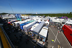 May 25, 2017 - Nurburgring, ALLEMAGNE - PADDOCK OVERVIEW (Credit Image: © Panoramic via ZUMA Press)