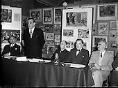 1956 Alderman R Briscoe, Lord Mayor of Dublin