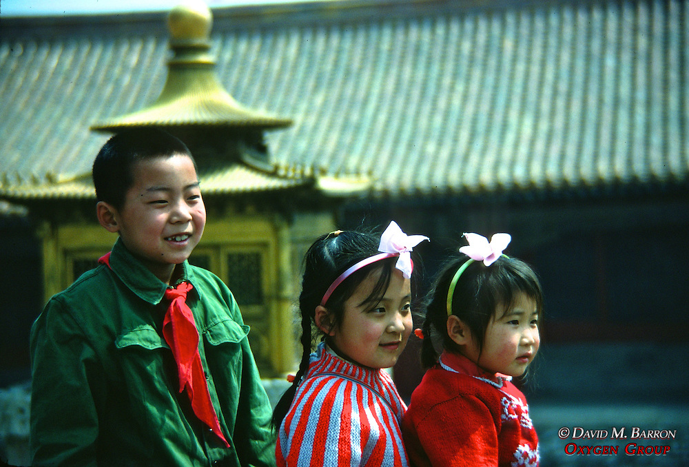 Three Little Kids